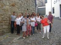 Alumnos de la Cátedra Intergeneracional en Oporto