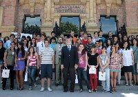 La UCO premia el esfuerzo de los alumnos con más de un 8,7 en las pruebas de selectividad