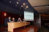 El rector presenta su informe de gestión al Claustro