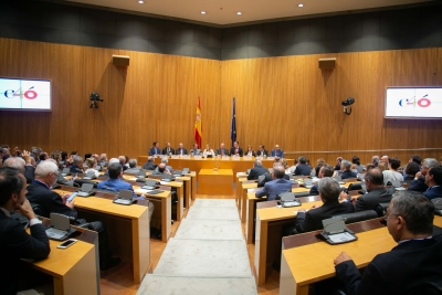 Sala Ernest Lluch del Congreso de los Diputados