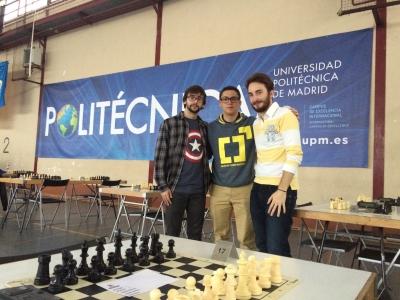 Equipo de ajedrez de la UCO