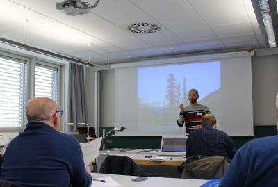 Diverfarming busca las mejores estrategias de muestreo en la Universidad de Trier