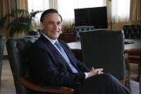 El rector de la UCO y presidente del ceiA3, José Carlos Gómez Villamandos