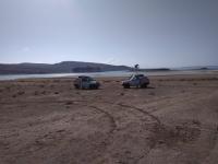 Los equpos de la UCO ya están en ruta