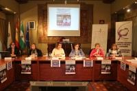 Un momento de la presentación del estudio sobre violencia de género
