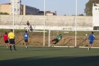 Imagen de la pasada edición del Trofeo Rector de fútbol 7