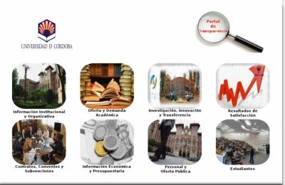 La Universidad de Córdoba vuelve a obtener por segundo año consecutivo la máxima puntuación en el informe de Transparencia