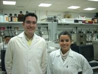 Los dos investigadores seleccionados