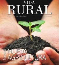 Portada del suplemento sobre agricultura y cambio climático