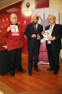 iguel Rojas Mix, Manuel Torres y José Mariscal