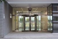 Entrada al nuevo edificio de Ucodiomas