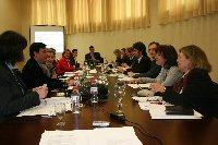 El Comité de Dirección del Proyecto CEI en Patrimonio Cultural y Natural celebra una sesión de trabajo en la Universidad de Córdoba