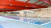 Imagen de la piscina donde se desarrollará la competición