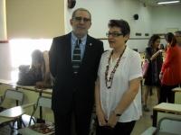 Jose Gómez y Maria Luisa Calero