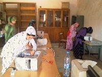 La UCO supervisa los exámenes finales en Tinduf