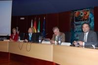 Carmen Blanco Valdés, Alkis Raftis, Alessandra Ruiz-Macías y Ramón López
