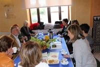 Jornada de 'Café con Ciencia' en la edición de 2016