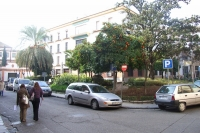 Plaza Ramón y Cajal en Córdoba