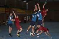 La UCO disputar hoy las finales de balonmano y fbtol