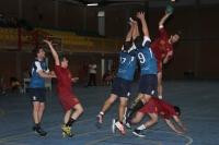 La UCO disputará hoy las finales de balonmano y fúbtol