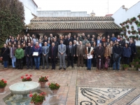 Participantes del Programa de Becas de la Fundación Cajasur