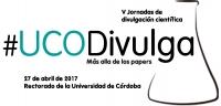 V Jornadas de Divulgación Científica 'UCOdivulga' Más allá de los papers