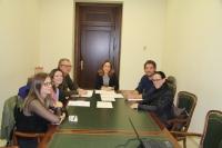 Miembros del jurado de la VI edición del Certamen de Microrrelatos, Vídeos de un minuto y tweets contra la violencia de género
