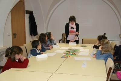 Comienzan los talleres infantiles de divulgación literaria