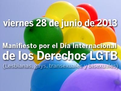 Manifiesto de la UCO a favor de igual dignidad y reconocimiento de la diversidad afectivo-sexual