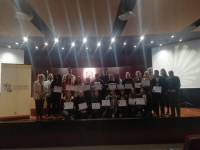 La Cátedra Ciudad Mundo entrega diplomas a los