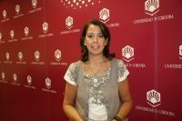 Imagen de archivo de la nueva decana de Veterinaria, Rosario Moyano