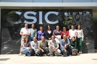 Participantes en la segunda edición del curso de experto en sanidad vegetal de la UCO, el ceiA3 y el CSIC