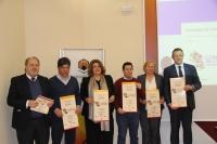 Autoridades en la presentación del programa 'Cónsules de Córdoba'