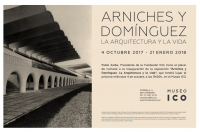 El Museo ICO rinde homenaje a dos de los arquitectos españoles más brillantes del siglo XX en la exposición: 'Arniches y Domínguez. La Arquitectura y la Vida'