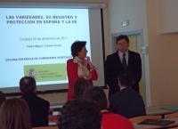 Carmen Tarradas y Pedro Miguel Chomé