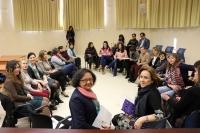 Encuentro de #UCOcientíficas en el Rectorado