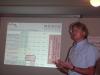 Una de las sesiones de la reunión en Chipre