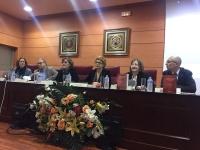 Mesa inaugural del seminario