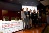 De izquierda a derecha, Purificación Pérez Hidalgo, José Carlos Gómez Villamandos, Mark Levy, Elena Gómez Parra y Barry Lynam en la inauguración del congreso