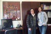 Rosario Ortega-Ruiz y Esther Vega