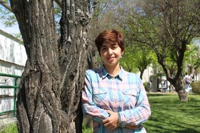 Conchi Muñoz, investigadora del Departamento de Agronomía de la Universidad de Córdoba