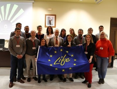 El equipo de LIFE LiveAdapt