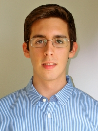 El estudiante Miguel Ángel Quero
