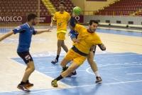 CAU de balonmano masculino del año pasado en Córdoba