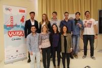 Participantes de esta segunda edición del programa Yuzz