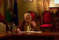 Enrique Pozón Lobato durante su intervención