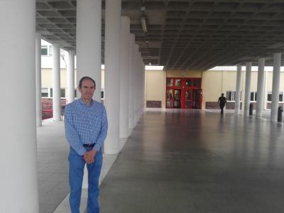El catedrático José Luis Álvarez Castillo, autor principal de la investigación.