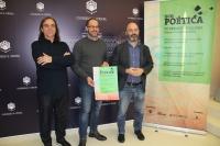 De izqda. a dcha. Javier Fernández, David Luque y Luis Medina
