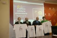De izda. a dcha., Rafael Ayuso, Manuel Torres, Miguel Reina y Juan Miguel Almansa.