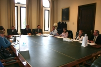 Un momento de la reunión celebrada en Córdoba